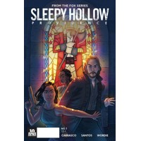 SLEEPY HOLLOW PROVIDENCE #1 (OF 4) - Eric Carrasco