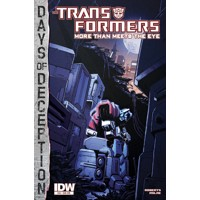 TRANSFORMERS MORE THAN MEETS EYE #36 SUBSCRIPTION VAR - James Roberts