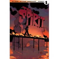 WILL EISNER SPIRIT #1 2ND PTG POPE - Matt Wagner