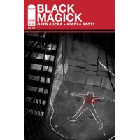 BLACK MAGICK #2 CVR B JONES (MR) - Greg Rucka