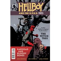 HELLBOY BPRD 1953 WITCH TREE RAWHEAD BLOODY BONES 2 - Mike Mignola