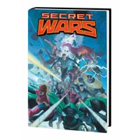 SECRET WARS LAST DAYS OF MARVEL UNIVERSE HC - Various