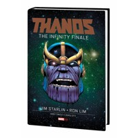 THANOS INFINITY FINALE OGN HC - Jim Starlin