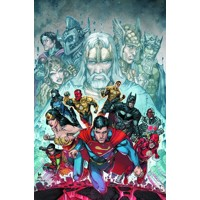 INJUSTICE GODS AMONG US YEAR FOUR HC VOL 01 - Brian Buccellato