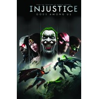 INJUSTICE GODS AMONG US YEAR ONE COMPLETE COLL - Tom Taylor