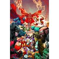 JUSTICE LEAGUE 3001 TP VOL 01 DEJA VU ALL OVER AGAIN - Keith Giffen, J. M. DeM...