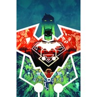 JUSTICE LEAGUE DARSKEID WAR POWER OF THE GODS HC - Peter J. Tomasi, Francis Ma...