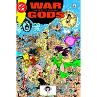 WONDER WOMAN WAR OF THE GODS TP - George Perez