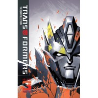 TRANSFORMERS IDW COLL PHASE 2 HC VOL 03 - John Barber & Various