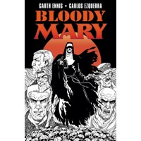 BLOODY MARY TP (MR) - Garth Ennis