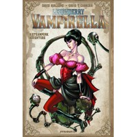 LEGENDERRY VAMPIRELLA TP - David Avallone