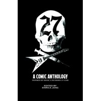 27 COMIC ANTHOLOGY GN (MR) - Enrica Jang