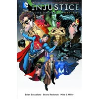 INJUSTICE GODS AMONG US YEAR THREE TP VOL 02 - Tom Taylor, Brian Buccellato