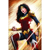 WONDER WOMAN HC VOL 08 TWIST OF FATE - Meredith Finch
