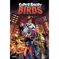 ANGRY BIRDS SUPER ANGRY BIRDS TP - Jeff Parker