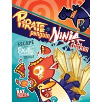PIRATE PENGUIN VS NINJA CHICKEN HC VOL 02 - Ray Friesen