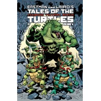 TALES OF TMNT TP VOL 08 - Ryan Brown & Various