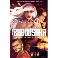 CODENAME BABOUSHKA TP VOL 01 CONCLAVE OF DEATH - Antony Johnston