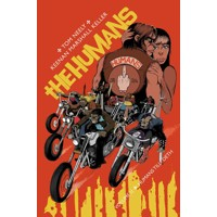 HUMANS TP VOL 02 HUMANS TILL DETH UP (MR) - Keenan Keller