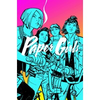 PAPER GIRLS TP VOL 01 - Brian K. Vaughan