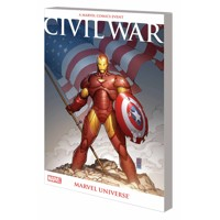 CIVIL WAR TP MARVEL UNIVERSE NEW PTG - Various