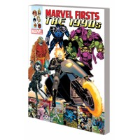 MARVEL FIRSTS 1990S TP VOL 01 - Various