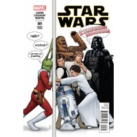 STAR WARS #1 až 13 - Jason Aaron