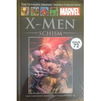 MARVEL GN COLLECTION VOL 72 X-MEN SCHISM HC