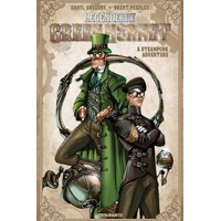 LEGENDERRY GREEN HORNET TP - Daryl Gregory