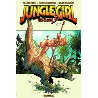 FRANK CHO JUNGLE GIRL TP VOL 03 - Frank Cho, Doug Murray