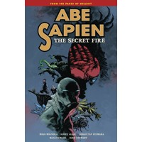 ABE SAPIEN TP VOL 07 SECRET FIRE - Mike Mignola, Scott Allie