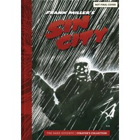 FRANK MILLERS SIN CITY HARD GOODBYE CURATORS COLL LTD ED - Frank Miller