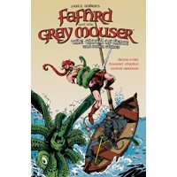 FRITZ LEIBERS FAFHRD & GRAY MOUSER CLOUD OF HATE TP - Dennis O'Neil