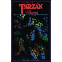 TARZAN THE BECKONING TP - Tom Yeates