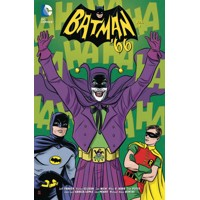 BATMAN 66 TP VOL 04 - Jeff Parker & Various