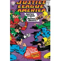 JUSTICE LEAGUE OF AMERICA OMNIBUS HC VOL 02 - Gardner Fox, Dennis O'Neil