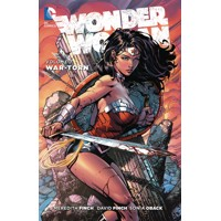 WONDER WOMAN TP VOL 07 WAR TORN - Meredith Finch