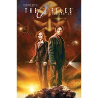 X-FILES COMP SEASON 10 TP VOL 01 - Joe Harris
