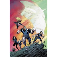 AGENTS OF SHIELD #1 - Marc Guggenheim