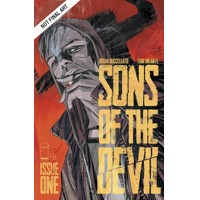 SONS OF THE DEVIL #1 2ND PTG (MR) - Brian Buccellato