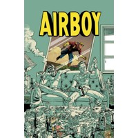 AIRBOY DLX ED HC (MR) - James Robinson