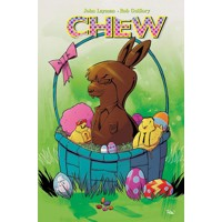 CHEW TP VOL 11 LAST SUPPERS (MR) - John Layman
