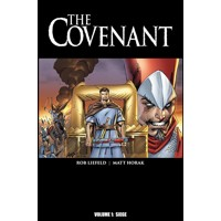 COVENANT TP VOL 01 SIEGE (MR) - Rob Liefeld