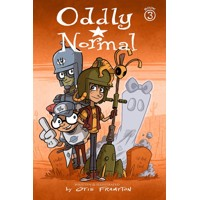 ODDLY NORMAL TP VOL 03 - Otis Frampton
