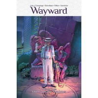 WAYWARD TP VOL 03 OUT FROM THE SHADOWS (MR) - Jim Zub