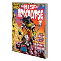 X-MEN TP RISE OF APOCALYPSE - Various