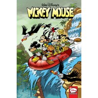MICKEY MOUSE TP VOL 01 TIMELESS TALES - Andrew Casty Castellan & Various