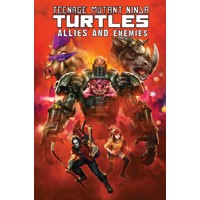 TMNT ALLIES & ENEMIES TP - Mike Costa & Various
