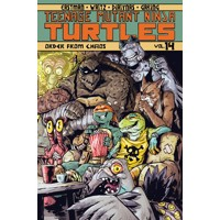 TMNT ONGOING TP VOL 14 ORDER FROM CHAOS - Kevin Eastman, Tom Waltz