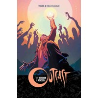 OUTCAST BY KIRKMAN & AZACETA TP VOL 03 LITTLE LIGHT (MR) - Robert Kirkman